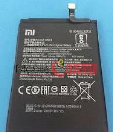 Mobile Battery For XIAOMI REDMI NOTE 5 PLUS