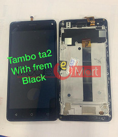 Lcd Display With Touch Screen Digitizer Panel For Tambo TA 2