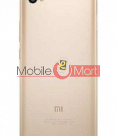 Back Panel For Mi Redmi Y1 lite Gold