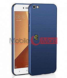 Back Panel For Mi Redmi Y1 lite Blue