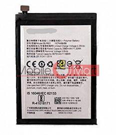 Mobile Battery For Oppo F1s black