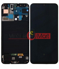 Lcd Display With Touch Screen Digitizer Panel For Samsung Galaxy A50