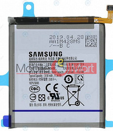 Mobile Battery For Samsung Galaxy A40 black