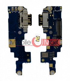 Charging Connector Port Flex Cable For Nokia 6.1 Plus
