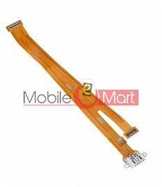 Charging Connector Port Flex Cable For Oppo A7