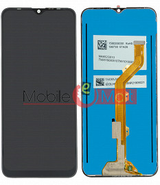 Lcd Display With Touch Screen Digitizer Panel For Infinix Hot 8 x650c