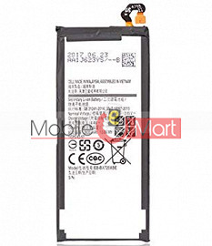Mobile Battery For Samsung Galaxy J7 Pro black