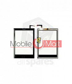 Touch Screen Digitizer For HTC T3320 MEGA