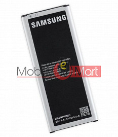 Mobile Battery For Samsung Galaxy Note 4 black