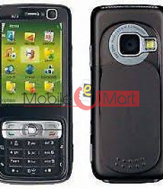 Full Body Housing Panel Faceplate For Nokia N73