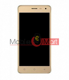 Lcd Display With Touch Screen Digitizer Panel For  Ziox Astra Viva 4G