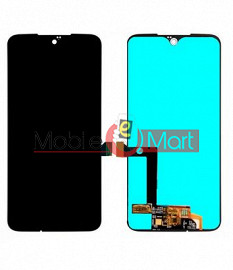 Lcd Display With Touch Screen Digitizer Panel For Motorola Moto G8 Plus