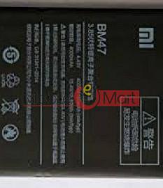 Mobile Battery For Xiaomi Redmi 3s Prime