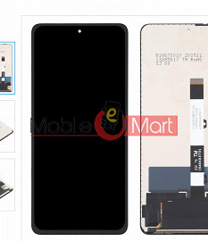 Lcd Display With Touch Screen Digitizer Panel For Xiaomi Mi 10i 5G