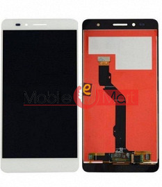 Lcd Display With Touch Screen Digitizer Panel Combo Folder Glass For Huawei Honor 5X - White