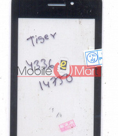 Touch Screen Digitizer For IBall Andi 4 IPS Tiger