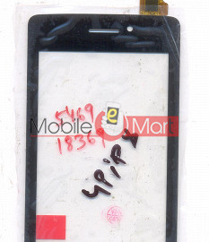 Touch Screen Digitizer For IBall Andi 4.5P IPS
