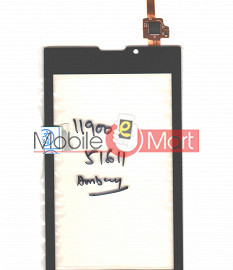 Touch Screen Digitizer For IBall Andi4 Arc