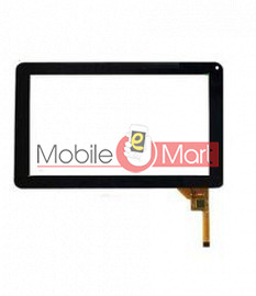 Touch Screen Digitizer For IBall Slide - Black