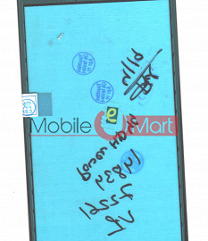 Touch Screen Digitizer For  Intex Aqua Power HD 4G