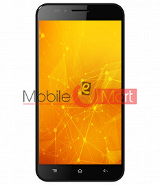 Touch Screen Digitizer For Intex Aqua Turbo 4G