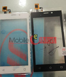 Touch Screen Digitizer For Intex Aqua Joy