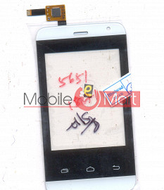 Touch Screen Digitizer For Intex Aqua G2