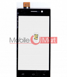 Touch Screen Digitizer For Intex Aqua Power Plus