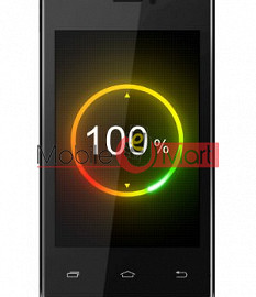 Touch Screen Digitizer For Intex Aqua V4