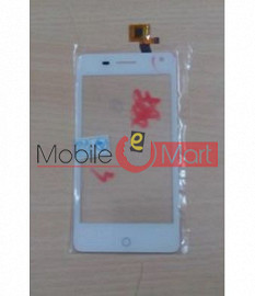Touch Screen Digitizer For Intex Aqua Style 4.0
