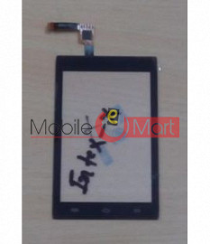 Touch Screen Digitizer For Intex Aqua X