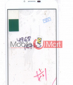 Touch Screen Digitizer For Intex Aqua 4G Plus