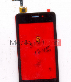 Touch Screen Digitizer For Intex Aqua 4G Strong