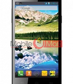 Touch Screen Digitizer For Intex Aqua i2