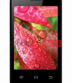 Touch Screen Digitizer For Intex Cloud VX