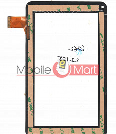 Touch Screen Digitizer For Intex I-Buddy 3 - Grey