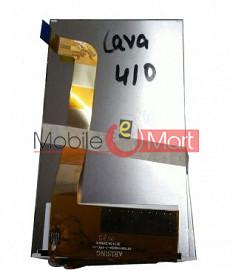 Lcd Display Screen For Lava Iris 410