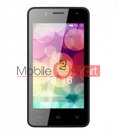 Touch Screen Digitizer For Intex Cloud N IPS