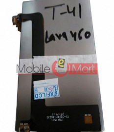 Lcd Display Screen For Lava Iris 460