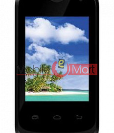 Touch Screen Digitizer For Intex Aqua R2