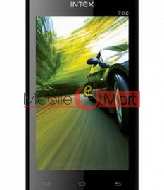 Touch Screen Digitizer For Intex Crystal 702