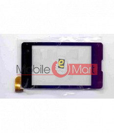 Touch Screen Digitizer For Intex Turbo 3.5