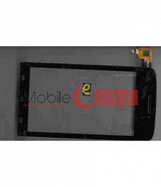 Touch Screen Digitizer For Intex Cloud Y5