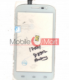 Touch Screen Digitizer For Intex Cloud Z5