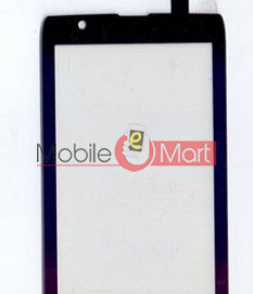 Touch Screen Digitizer For Intex Cloud Y4