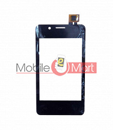 Touch Screen Digitizer For Intex Aqua T4