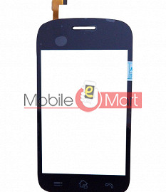 Touch Screen Digitizer Glass For Intex Turbo N