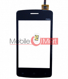 Touch Screen Digitizer Glass For Intex Feel