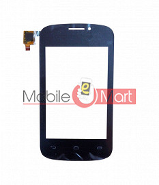 Touch Screen Digitizer Glass For Intex Cloud X3