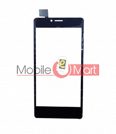 Touch Screen Digitizer Glass For Intex Aqua Star HD